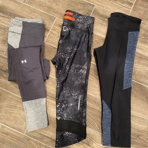 Under Armour bundle size small